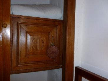 Holz-Safe
