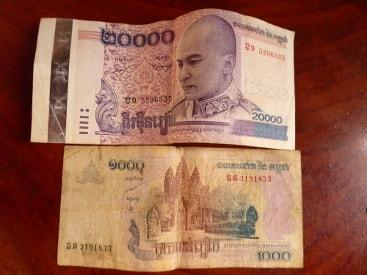 Was Du zu Geld und Währung in Kambodscha wissen musst
